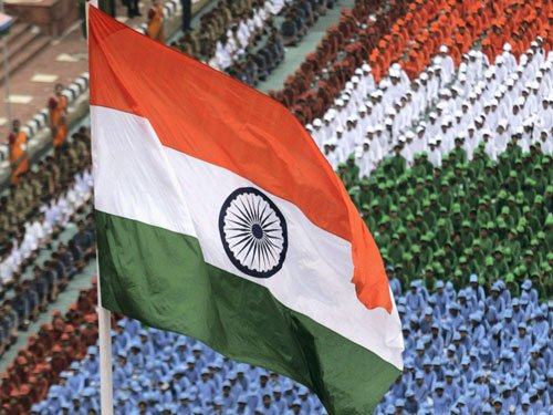 Complaint against 2 women for 'disrespecting' national anthem