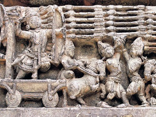 Marvels of Hoysala art