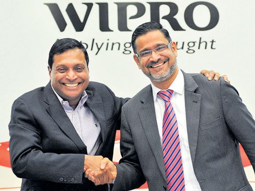 Wipro logs modest Q3 net profit of 2% at Rs 2,234 cr
