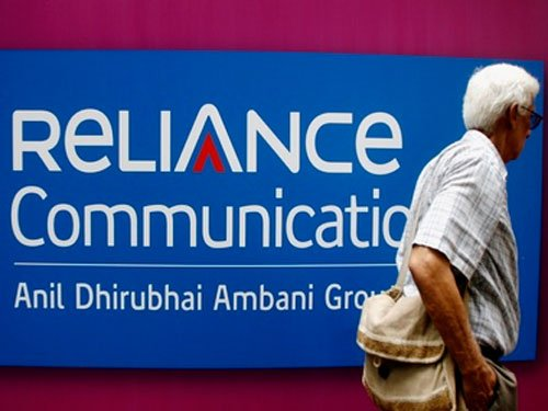 RJIL and RCOM in pact for spectrum trading