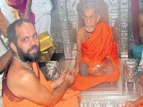 Devotion to God right of all: Pejawar seer