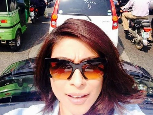 Kanpur police launches 'Selfie with Traffic' to address jams