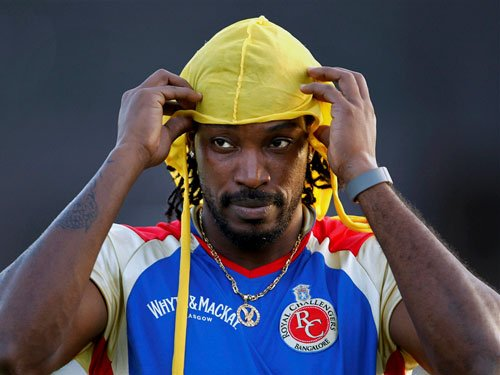 Gayle castigates detractors in expletive-ridden post