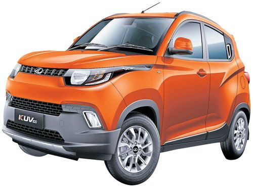 KUV100 adds fresh fuel to SUV design