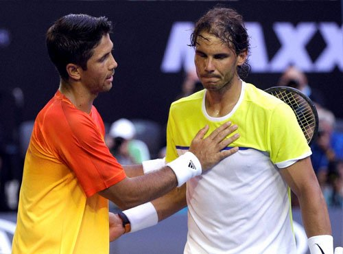 Verdasco shock for Nadal in opener
