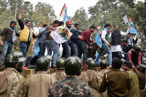 Dalit student death: Govt sought action report 4 times