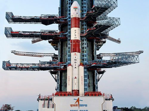 India launches fifth navigation satellite in text book style