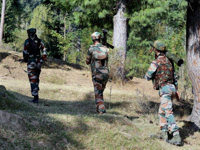 Two militants killed in gunbattle