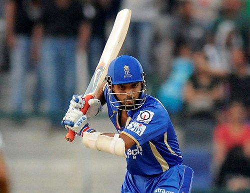 Rahane splits webbing, unlikely to play final ODI