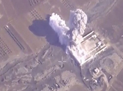 US airstrike destroys second site of ISIS cash reserves