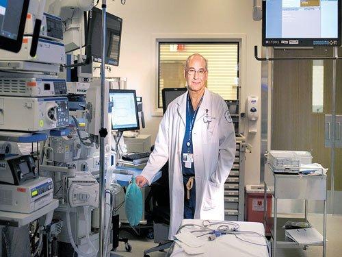A surgery centre that doubles as idea lab