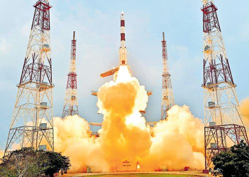 Isro puts home navigation satellite in orbit