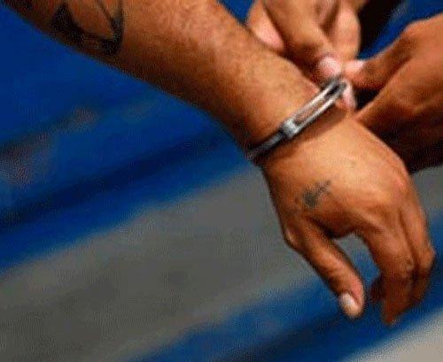 JDU MLA's hubby, who escaped from custody, nabbed