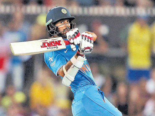 Dhoni takes blame for defeat in the 4th ODI