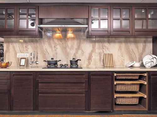 Kitchens that speak fashion