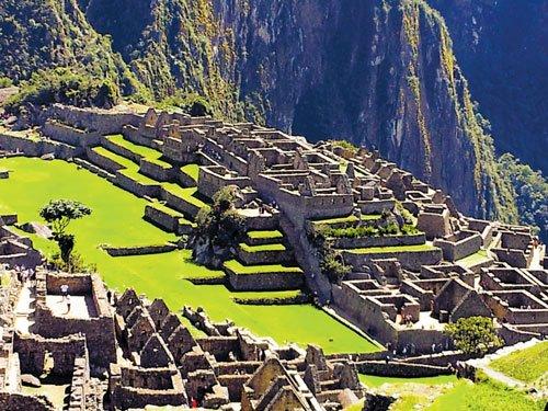 Inside the Inca land