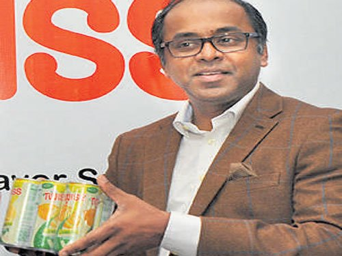 Twiss Drinks brings more juice to India