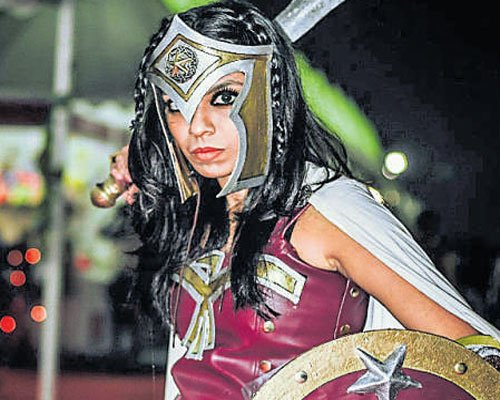 Vote for India's most versatile cosplayer