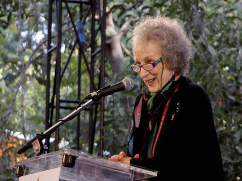 Powerful writing sheds light on darkness: Atwood