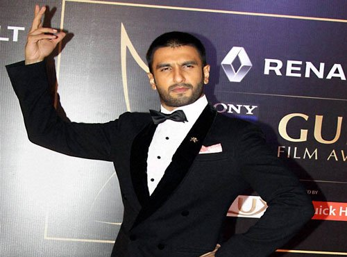 I was a bully and mischievous in school: Ranveer Singh