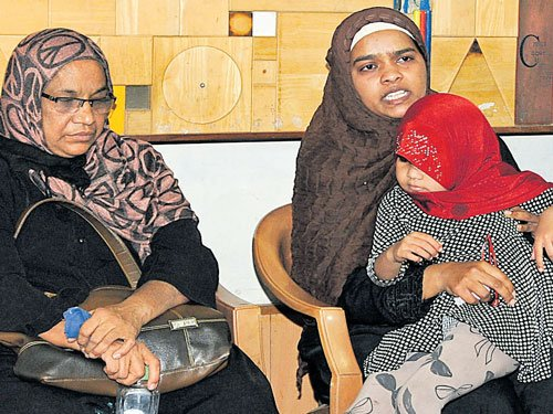 They forced me to sign on blank paper, says suspect Afzal's wife