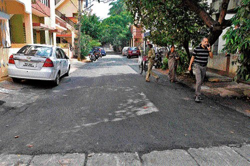 Corporators work overtime to give poll-bound Hebbal a facelift