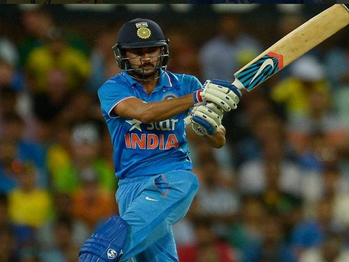 Magnificent Manish guides India to consolation victory