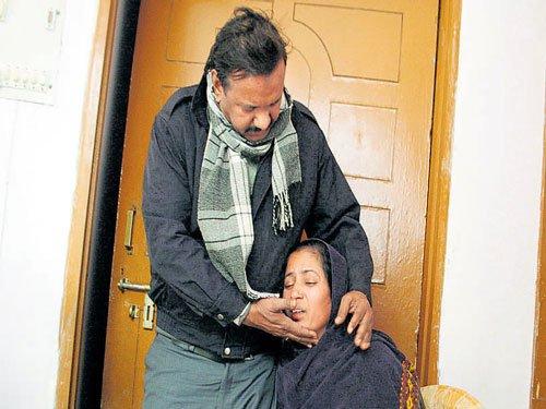 IS suspect's parents claim son is innocent