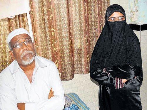 Family of Mumbra terror suspect clueless