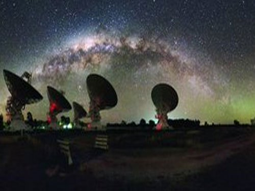 Mysterious 'noodles' lurking in the Milky Way
