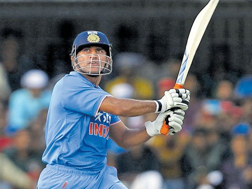 Disturbed by Spidercam, Dhoni calls for balance