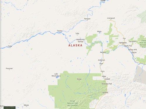Alaska hit by 6.8-magnitude earthquake: USGS
