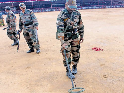 Tight security for R-Day parade, drones banned in city