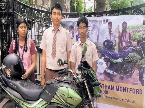 TN students develop device to help enforce helmet rule