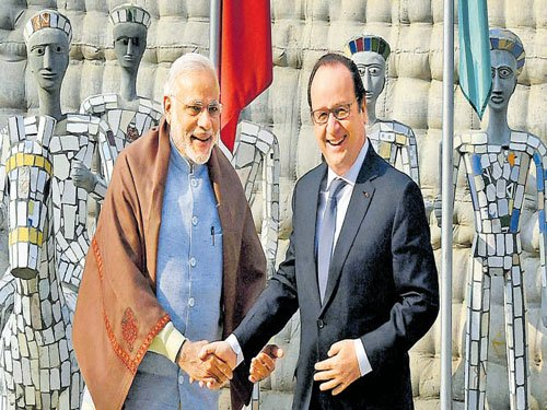 France will invest $1bn annually: PM