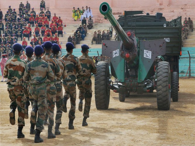 Security beefed up in and around Kolkata for R-day