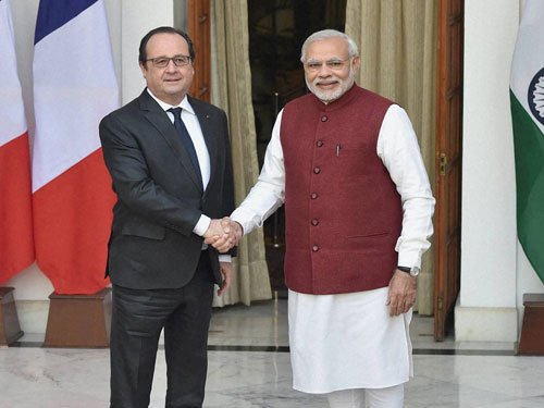 Rafale: India, France ink IGA, to sort out 'financial aspects'