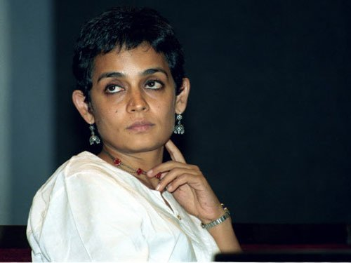 HC exempts Arundhati Roy from appearance in contempt case