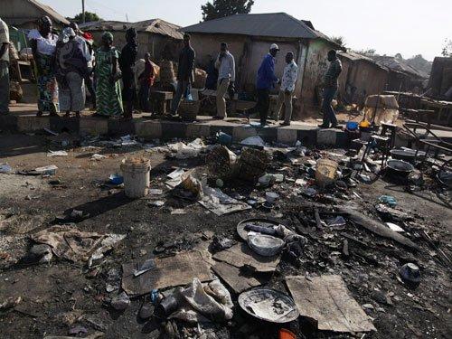 Suicide bombers kill 26 in three attacks in Cameroon far north