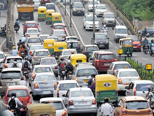 'B'luru's transport system not equipped for odd-even plan'