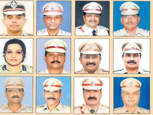 23 cops from State get President's medal