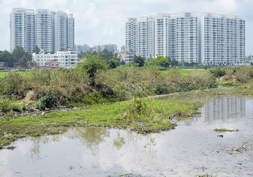 Rs 16-crore project to breathe life back into Agara lake