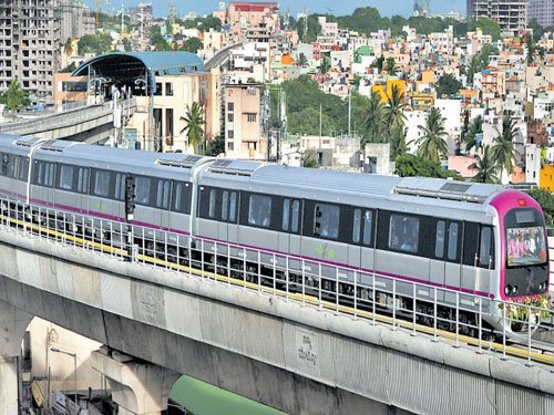 Metro phase-2 on track as land acquisition begins