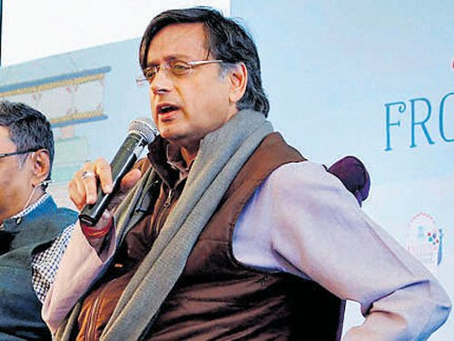 Parliamentary system 'ill-suited' for India, says Shashi Tharoor