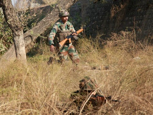 Kirti Chakra for martyr in Pathankot attack