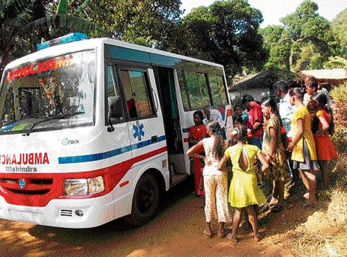 India gifts ambulances and buses to Nepal on Republic Day