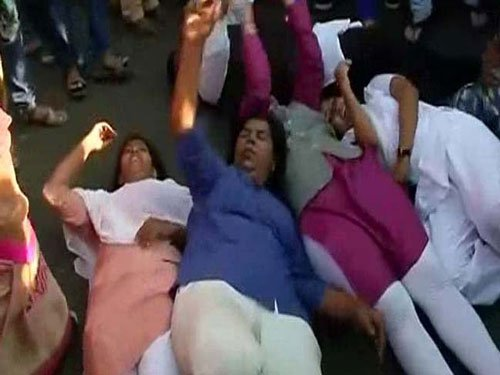 Women activists on way to Shani temple let off after detention
