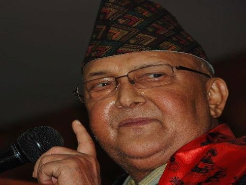 Will not visit India until blockade is lifted: Nepal PM