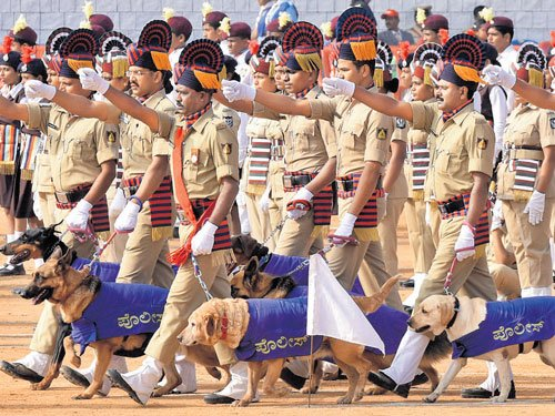 India's diversity celebrated at R-Day parade