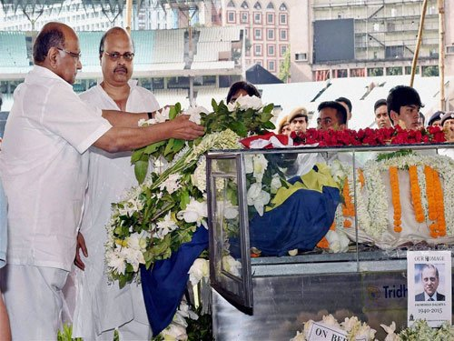 Fit and fine, Pawar discharged from hospital